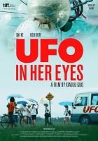 UFO w jej oczach