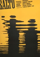 plakat - Salto (1965)