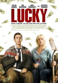 Szczęściarz (2011) plakat