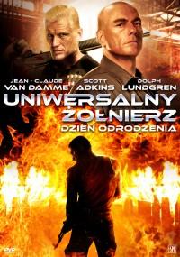 Uniwersalny żołnierz: Dzień odrodzenia (2012) plakat