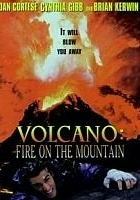 Wulkan płonący szczyt