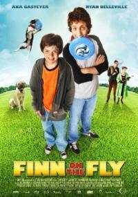 Finn on the Fly (2008) plakat