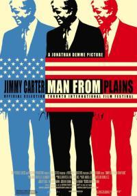 Jimmy Carter Man from Plains (2007) plakat