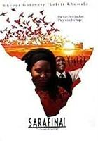 Sarafina! (1992) plakat