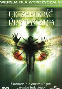Liczebność krytyczna (2003) plakat