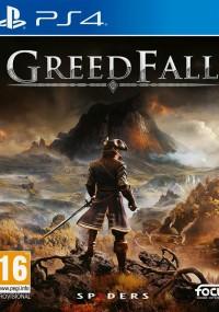 GreedFall (2019) plakat