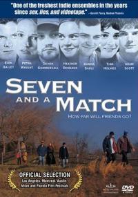Seven and a Match (2001) plakat