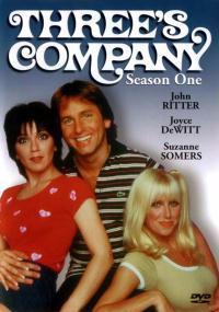 Three's Company (1977) plakat
