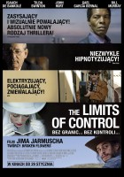 plakat - The Limits of Control (2009)
