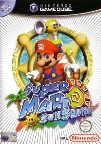 Super Mario Sunshine (2002) plakat