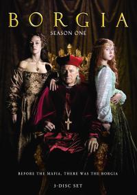 Prawdziwa historia rodu Borgiów (2011) plakat
