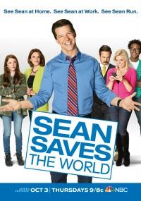Sean Saves the World (2013) plakat