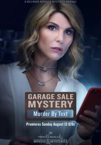 Garage Sale Mystery: Murder by Text (2017) plakat