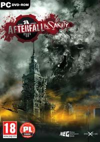 Afterfall: InSanity (2011) plakat