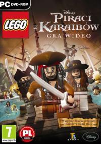 LEGO Piraci z Karaibów (2011) plakat