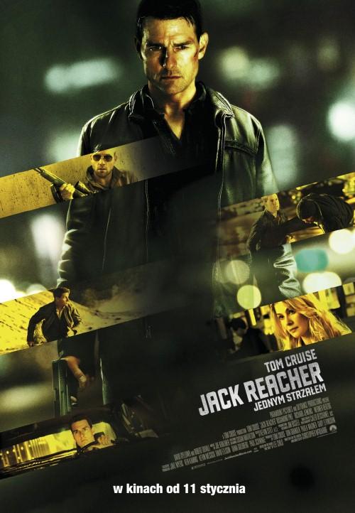 Jack Reacher: Jednym strzałem (2012)