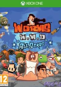 Worms W.M.D (2016) plakat