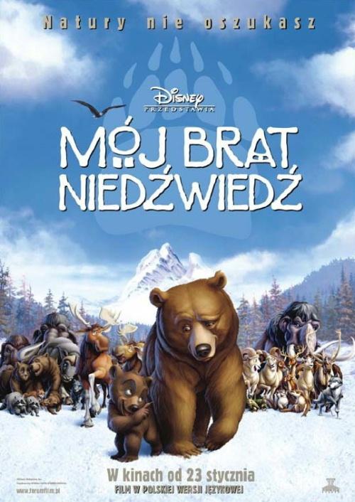 Mój brat niedźwiedź online na Zalukaj