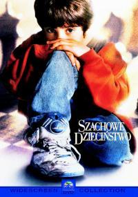 Szachowe dzieciństwo (1993) plakat