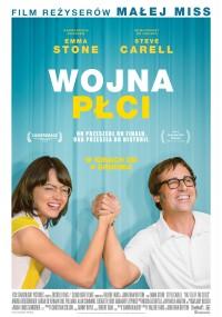 Wojna płci (2017) plakat