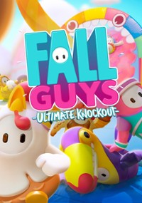 Fall Guys (2020) plakat