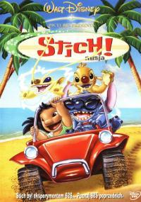 Stich! Misja (2003) plakat