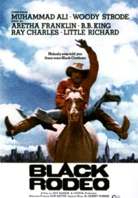 Black Rodeo (1972) plakat