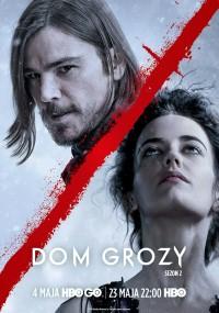 Dom grozy (2014) plakat