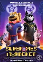 plakat - Superpies i Turbokot (2019)