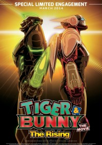 Gekijō-ban Tiger & Bunny -The Rising-