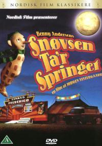 Snøvsen ta'r springet (1994) plakat
