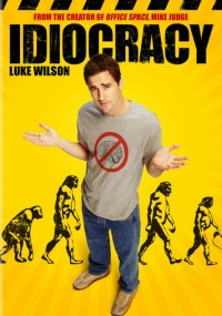 Idiokracja (2006) plakat
