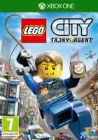 plakat - LEGO City: Tajny agent (2013)