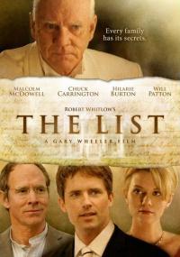 The List (2007) plakat