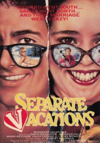 Słomiane wakacje (1986) plakat