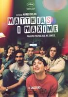 plakat - Matthias i Maxime (2019)