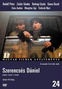 Daniel szczęściarz (1983) plakat