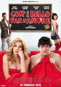 Lekcja miłości (2012) plakat