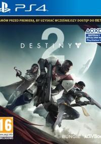 Destiny 2 (2017) plakat