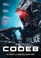 plakat - Kod 8 (2019)