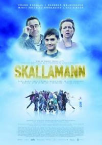 Skallamann (2011) plakat
