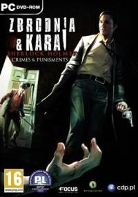 Sherlock Holmes: Zbrodnia i kara (2014) plakat