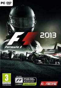 F1 2013 (2013) plakat