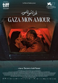 Gaza Mon Amour (2020) plakat
