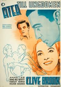 Return to Yesterday (1940) plakat
