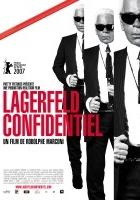 plakat - Lagerfeld od podszewki (2007)