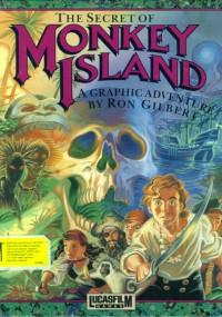 The Secret of Monkey Island (1990) plakat