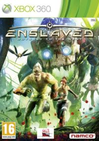Enslaved: Odyssey to the West (2010) plakat