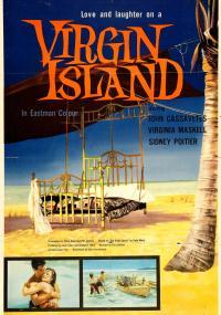 Virgin Island (1959) plakat