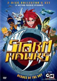 Storm Hawks (2007) plakat